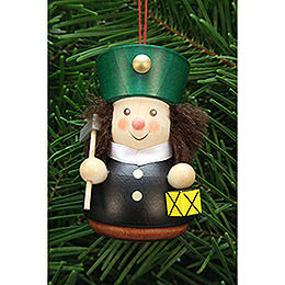 Tree ornament Teeter man miner  -  7,5cm / 3inch